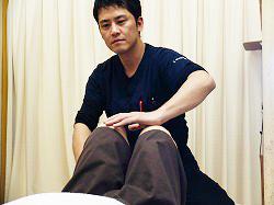腰痛治療の活法整体