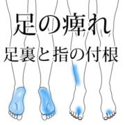 足の痺れ・坐骨神経痛「輪ゴムを踏んでいるような違和感」